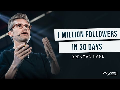 How To Grow A Business Using Growth Hacking Techniques | Brendan Kane