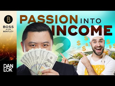 How To Turn Your Passion Into High Income Skills