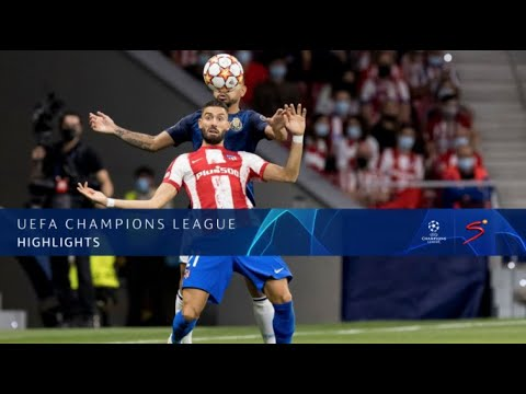 UEFA Champions League | Atletico Madrid v FC Porto | Highlights