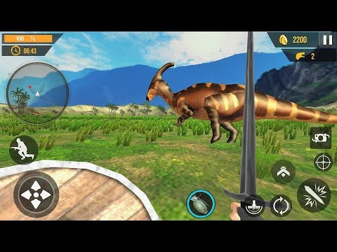 Dinosaur Hunter Android Gameplay #3