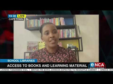 School libraries   Promote reading and build libraries