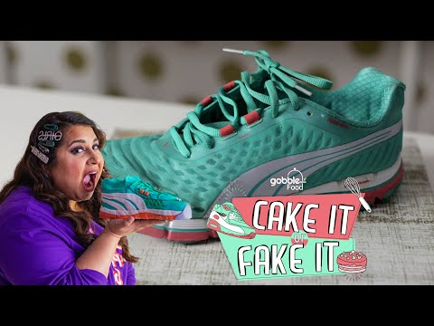 Gobble | Cake It or Fake It | Is This Really A Cake? | Hyper-Realistic Cake