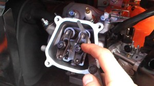 how to adjust valves on honda gx, or chinese replicas  YouTube