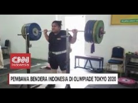 Pembawa Bendera Indonesia di Olimpiade Tokyo 2020