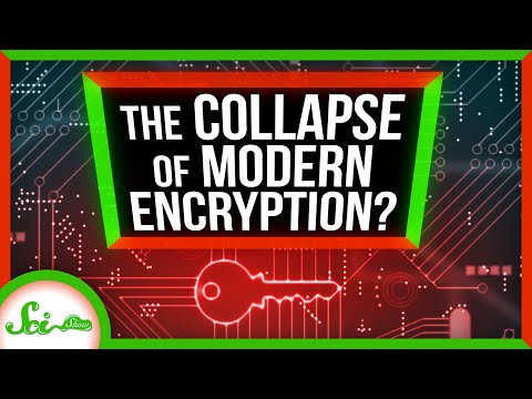 This Problem Could Break Cryptography