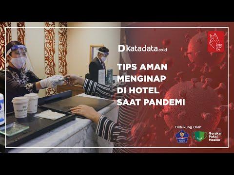 Tips Aman Menginap di Hotel Saat Pandemi   Katadata Indonesia