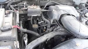 2001 Ford F150 XL V8 54L Under the hood  YouTube