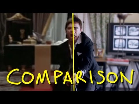 Scarface Quot Say Hello To My Little Friend Quot Homemade Comparison Youtube