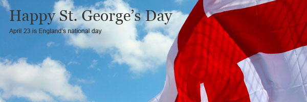 Happy St. George's Day