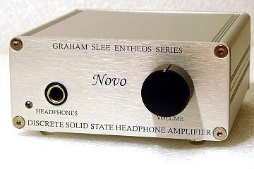 Novo Headphone Amplifier