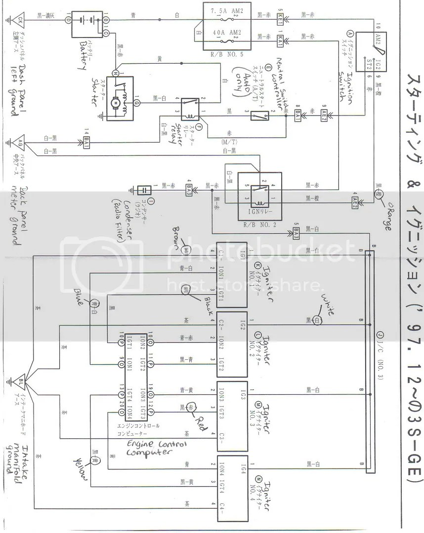 Beams 3s Ge Wiring Diagram 1 Photo By Azian Advanced