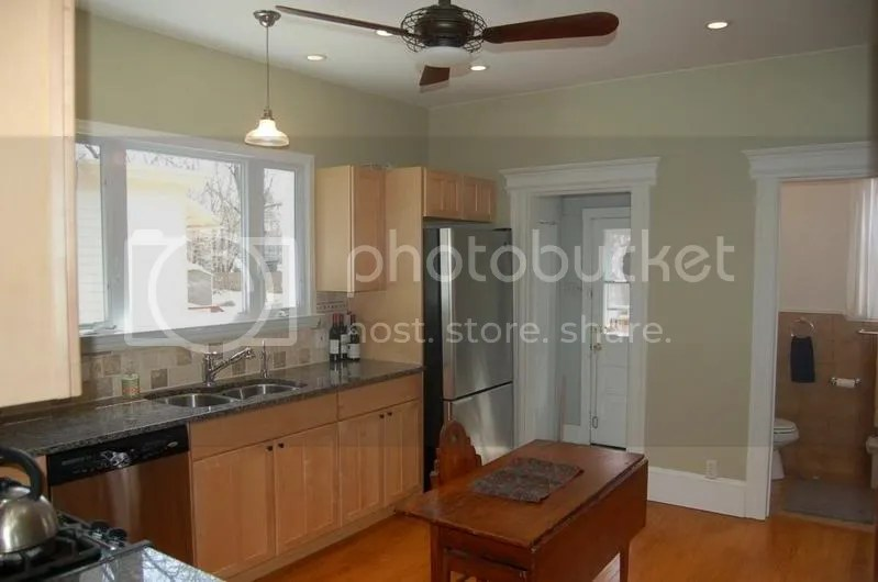 Love My Home: What Color Granite Goes With Maple Cabinets on Best Granite Color For Maple Cabinets  id=52041