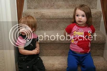 Mary and Anna