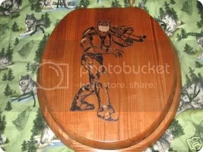master chief toilet seat