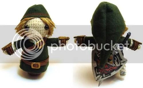link knit amigurumi