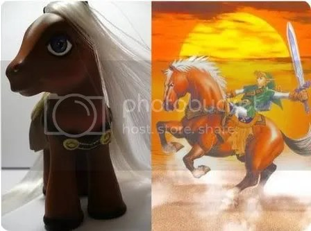 epona my little pony