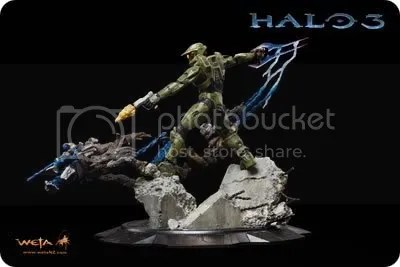 Master Chief And Grunts