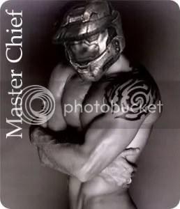 naked master chief
