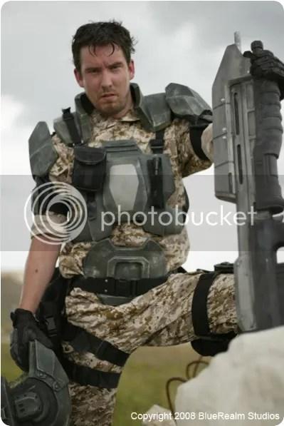 marine cosplay