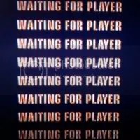 waiting for player