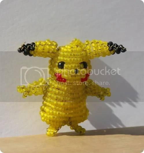 beaded pokemon