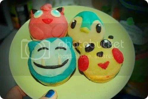 pokemon muffins