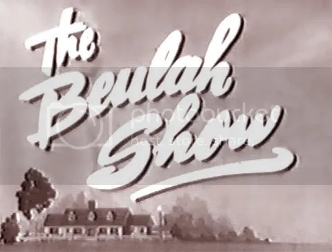the Beulah Show