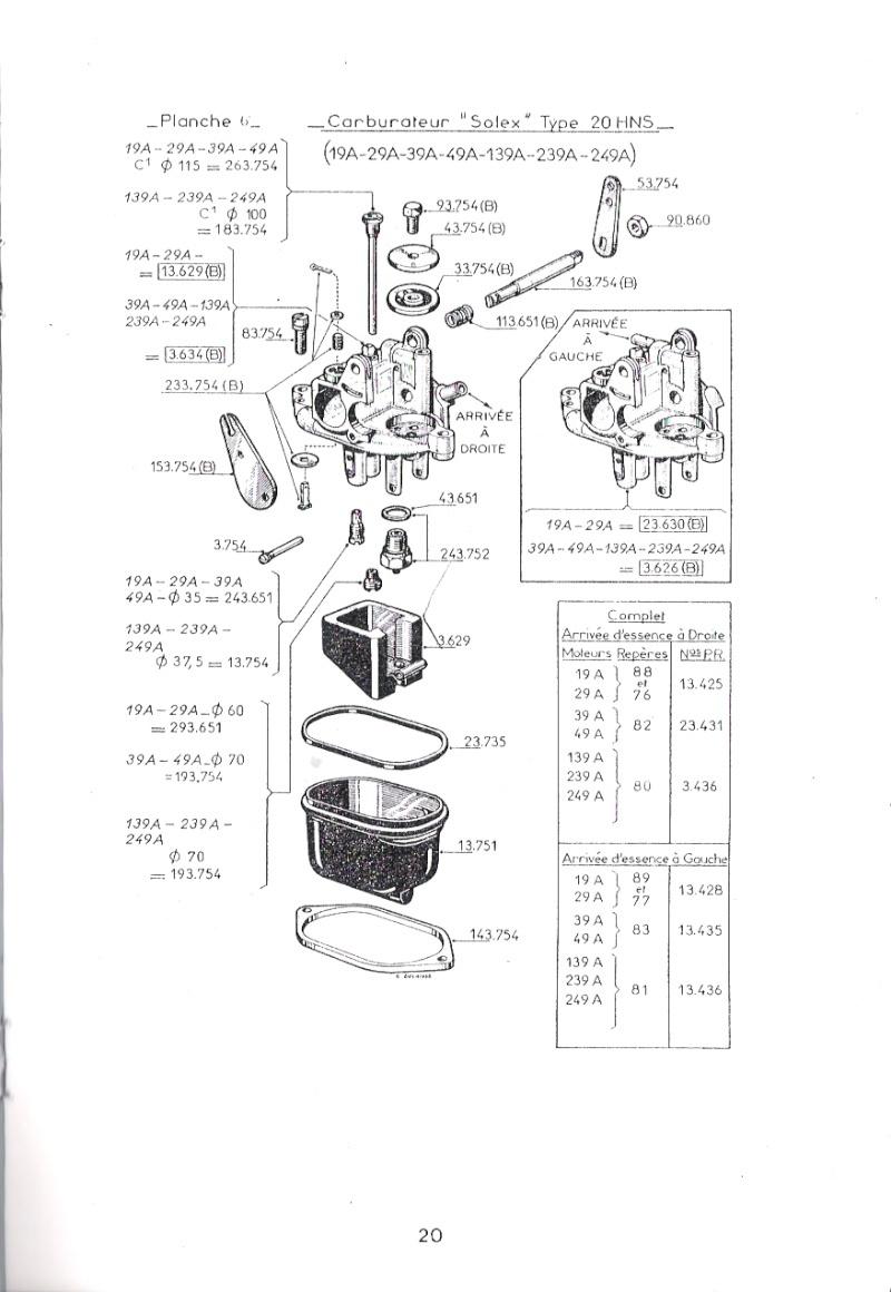 Schema Moteur Honda Gcv 160