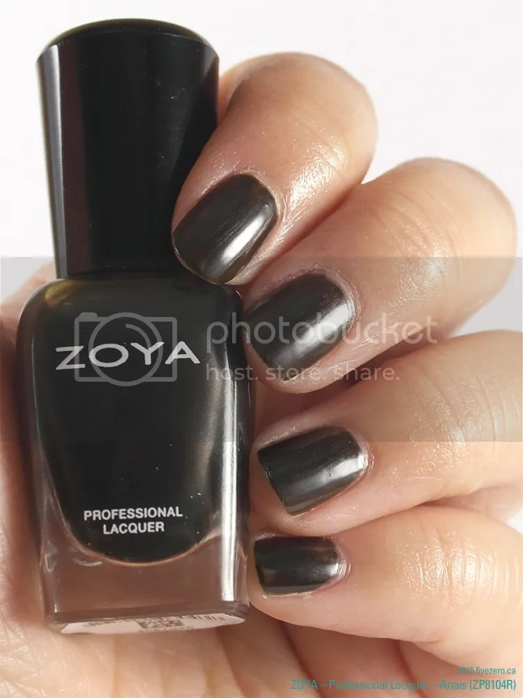 Zoya - Professional Lacquer mini in Anais (Peter Som AW2014), swatch