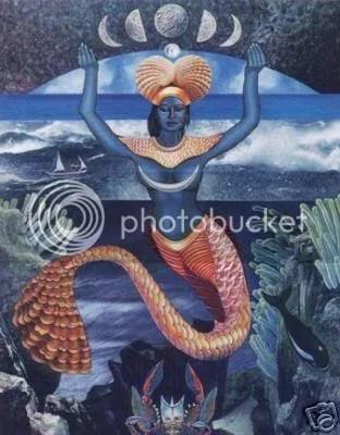 Risultati immagini per yemoja yoruba