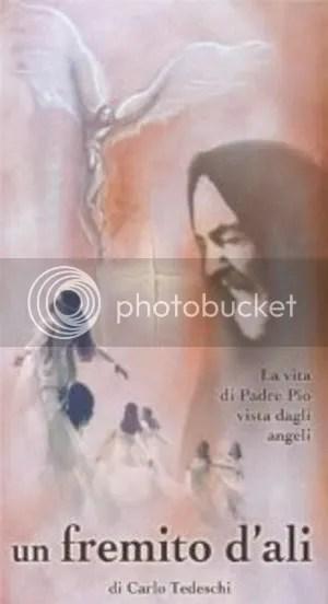Locandina Musical Padre Pio