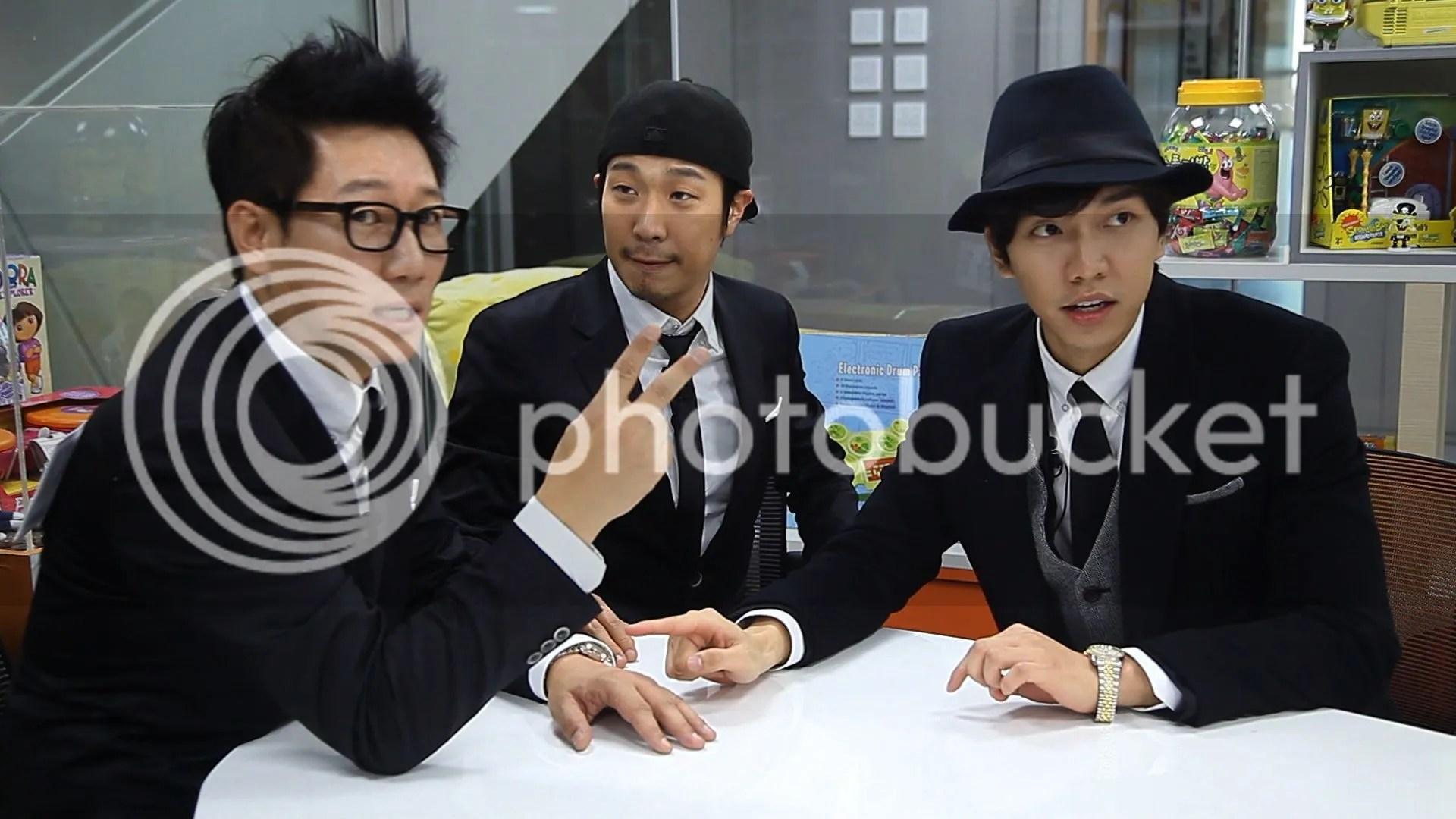 Running Man Ep 121 Official Photos – Lee Seung Gi & Park