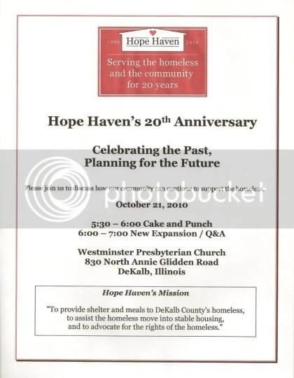 HH 20 Year Anniversary