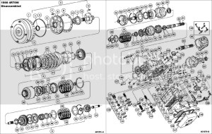 4R70W Exploded View  TCCoA Forums