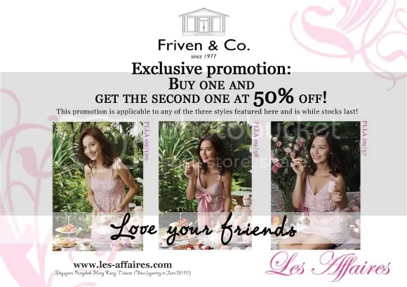 Friven&Co. One-for-One Promotion