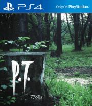 P.T. Silent Hills PS4 PKG