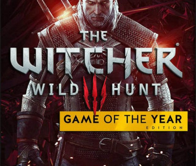 The Witcher 3 Wild Hunt Goty Hd Reworked Project Mod
