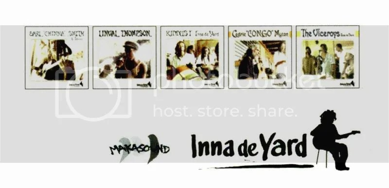 Inna de Yards catalog