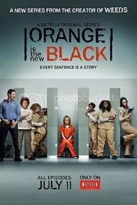 orange is the new black locandina