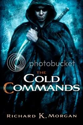 The cold commands copertina