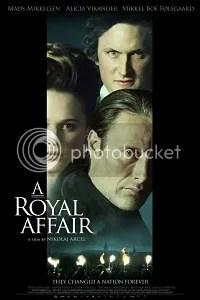 a royal affair locandina