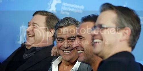 monuments men clooney damon berlinale