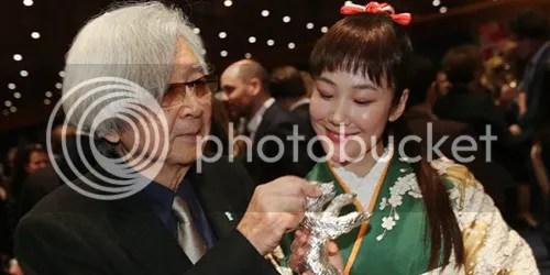 Yoji Yamada Haru Kuroki orso d'argento