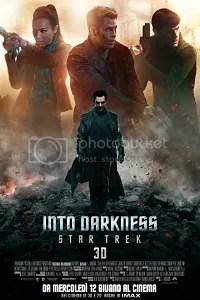 star trek into darkness locandina