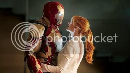 Iron Man 3 Iron Man Pepper