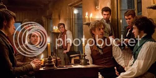 Les Misérables ABC Marius