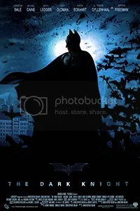 the dark knight locandina