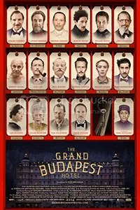 the grand budapest hotel locandina