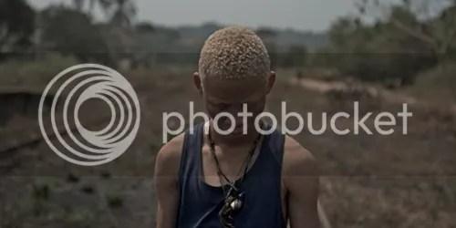 war witch albino