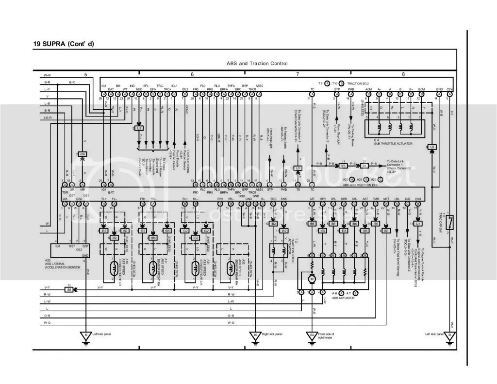 Supra Harness Diagram - Wiring Diagram Schematics on